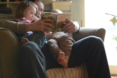 father reading2